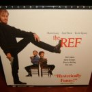 Laserdisc THE REF 1994 Denis Leary Kevin Spacey LTBX LD