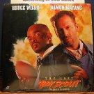 Laserdisc THE LAST BOY SCOUT 1991 Bruce Willis Lot#3 LTBX LD