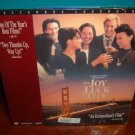 Laserdisc THE JOY LUCK CLUB 1993 Lisa Lu Lot#3 LTBX LD