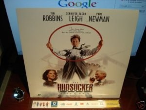 Laserdisc THE HUDSUCKER PROXY 1994 Tim Robbins Lot#3 LTBX LD