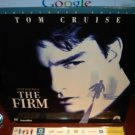 Laserdisc THE FIRM 1993 Tom Cruise Lot#5 LTBX LD