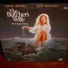 Laserdisc THE BUTCHER'S WIFE 1991 Demi Moore FS LD