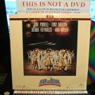 Laserdisc HIT THE DECK (1955) Jane Powell Classic Musicals LD