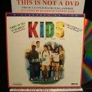 Laserdisc KIDS (a film by Larry Clark) 1995 Leo Fitzpatrick LTBX Rare LD