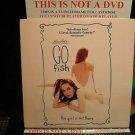 Laserdisc GO FISH 1994 Guinevere Turner (Lesbian Love Movie) FS RARE LD