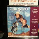 Laserdisc GERONIMO 1993 Jason Patric Lot#2 DLX LTBX LD