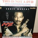 Laserdisc BEVERLY HILLS COP III 1994 Eddie Murphy Lot#1 FS THX LD Movie [LV 32219]