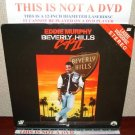 Laserdisc BEVERLY HILLS COP II 1987 Eddie Murphy Lot#4 FS LD Movie [LV 1860]