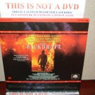 Laserdisc BACKDRAFT 1991 Kurt Russell Lot#9 LTBX LD Movie [41131]