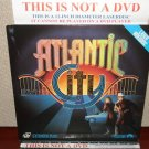 Laserdisc ATLANTIC CITY 1991 Burt Lancaster Susan Sarandon Lot#2 FS LD Movie [LV 1460]