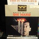 Laserdisc DIE HARD (Part 1) 1988 Bruce Willis Lot#9 SWE SEALED UNOPENED LD