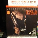 Laserdisc DESPERADO 1995 Salma Hayek Lot#5 DLX LTBX SEALED UNOPENED LD