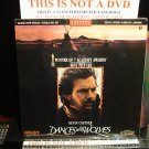 Laserdisc DANCES WITH WOLVES 1990 Kevin Costner Lot#8 LTBX SEALED UNOPENED LD