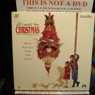 Laserdisc ALL I WANT FOR CHRISTMAS 1991 FS SEALED UNOPENED LD
