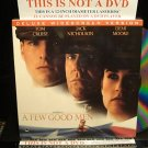 Laserdisc A FEW GOOD MEN 1993 Lot#9 DLX LTBX SEALED UNOPENED LD Movie [27896]