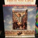 Laserdisc 8 SECONDS 1994 LukePerry LTBX SEALED UNOPENED LD