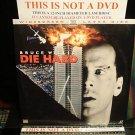Laserdisc DIE HARD (Part 1) 1988 Bruce Willis Lot#6 LTBX THX AC3 LD