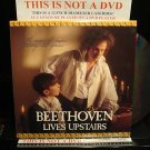 Laserdisc BEETHOVEN LIVES UPSTAIRS 1992 Neil Munro RARE LD