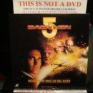 Laserdisc BABYLON 5 S1 MIDNIGHT ON THE FIRING LINE/SOUL HUNTER SEASON 1 Sci-Fi LD