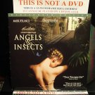 Laserdisc ANGELS & INSECTS 1995 Mark Rylance Patsy Kensit LTBX RARE LD Movie [ID3313HL]
