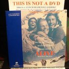 Laserdisc ALIVE 1993 Ethan Hawke Lot#1 LTBX Frank Marshall Uruguay LD Movie [1596 AS]