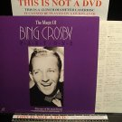 LD Musical Video THE MAGIC OF BING CROSBY 1991 Biography Japanese Import Laserdisc [AMLY-8034]