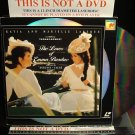 LD French Musical THE LOVES OF EMMA BARDAC 1990 Docudrama Sony Classical Laserdisc [SLV 46370]