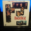 LD Music Video BACK BEAT 1993 Sheryl Lee DLX LTBX Flick PolyGram Laserdisc [800 631 771-1]