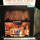 LD Music Video ABBA IN CONCERT 1980 Agnetha Foltskog Rock Band Swedish TV Laserdisc [MP066-U]