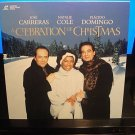 LD Music Video A CELEBRATION OF CHRISTMAS 1995 Live From Vienna Natalie Cole Laserdisc [WPLR-40]
