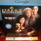 Laserdisc RESTORATION 1994 Robert Downey Jr Lot#2 LTBX LD