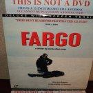 Laserdisc FARGO 1996 Steve Buscemi Lot#6 DLX LTBX LD
