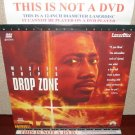 Laserdisc DROP ZONE 1994 Wesley Snipes Lot#2 LTBX THX AC3 LD