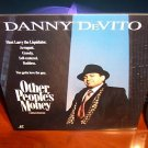 Laserdisc OTHER PEOPLE'S MONEY 1991 Danny DeVito LTBX LD