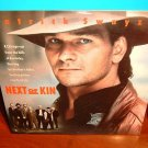 Laserdisc NEXT OF KIN 1989 Patrick Swayze FS LD