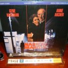Laserdisc NARROW MARGIN 1990 Gene Hackman Lot#1 LTBX LD