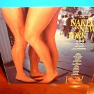 Laserdisc NAKED IN NEW YORK 1994 Eric Stoltz FS LD