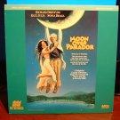 Laserdisc MOON OVER PARADOR 1988 Raul Julia FS LD
