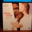 Laserdisc LOSING ISAIAH 1995 Halle Berry Lot#1 LTBX LD