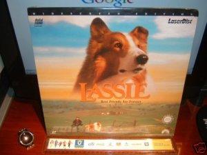 Laserdisc LASSIE 1994 Helen Slater Lot#2 LTBX SEALED UNOPENED LD