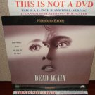 Laserdisc DEAD AGAIN 1991 Emma Thompson Lot#4 LTBX SEALED UNOPENED LD