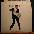 Laserdisc IN & OUT 1997 Kevin Kline Joan Cusack Lot#2 LTBX LD