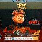 Laserdisc HENRY V 1989 Kenneth Branagh Lot#3 SWE LD