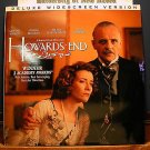 Laserdisc HOWARDS END 1991 Anthony Hopkins DLX LTBX LD