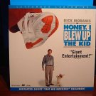 Laserdisc HONEY, I BLEW UP THE KID 1992 Rick Moranis LTBX LD