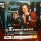 Laserdisc EYEWITNESS 1981 William Hurt Lot#2 FS LD