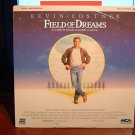 Laserdisc FIELD OF DREAMS 1989 Kevin Costner Lot#1 FS LD