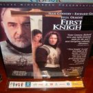 Laserdisc FIRST KNIGHT 1985 Richard GEre Lot#4 DLX LTBX THX SEALED UNOPENED LD