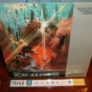 Laserdisc EXCALIBUR 1981 John Boorman Lot#2 FS LD