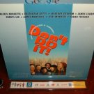 Laserdisc DON'T DO IT 1995 Heather Graham UNRATED RARE LD